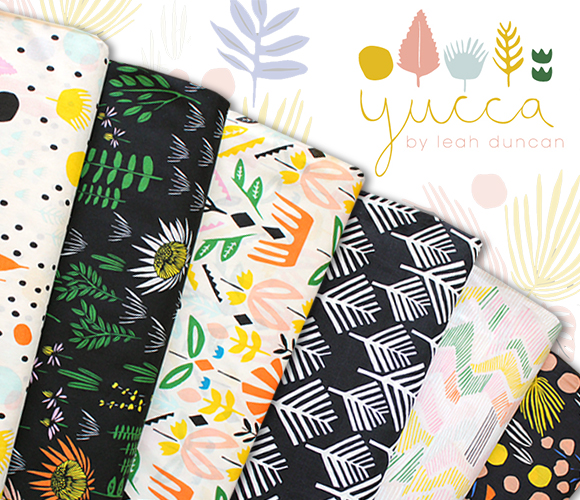 Cloud9 Fabrics Yucca Voile Collection