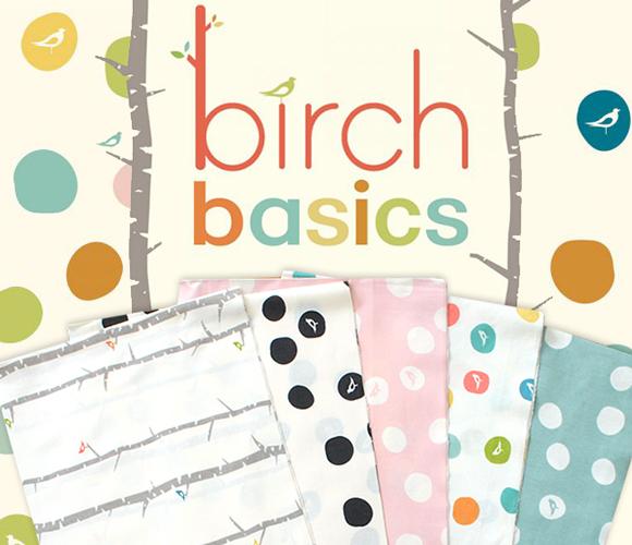 Birch Fabrics Basics Collection